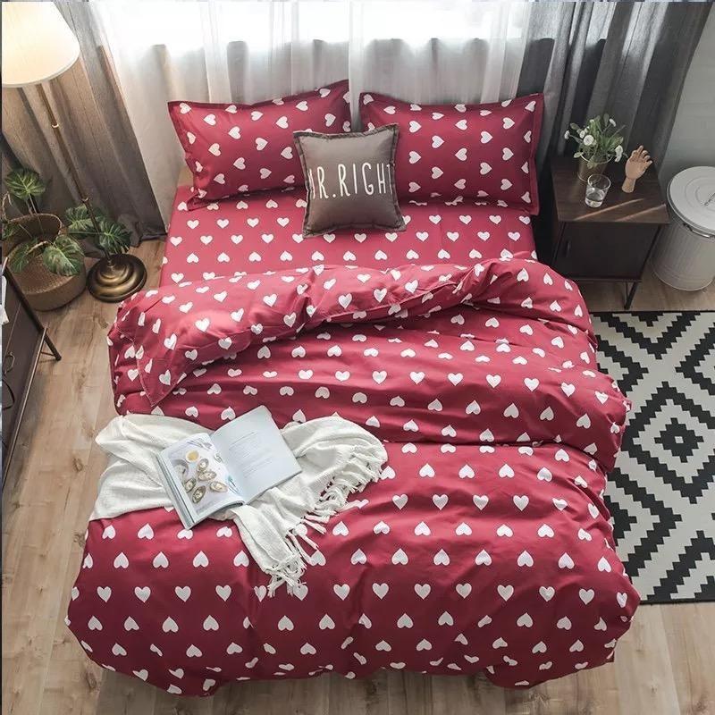 Mr Valentine Bedding Set