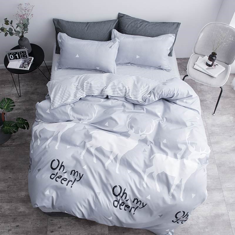 Oh, My Deer! Bedding Set